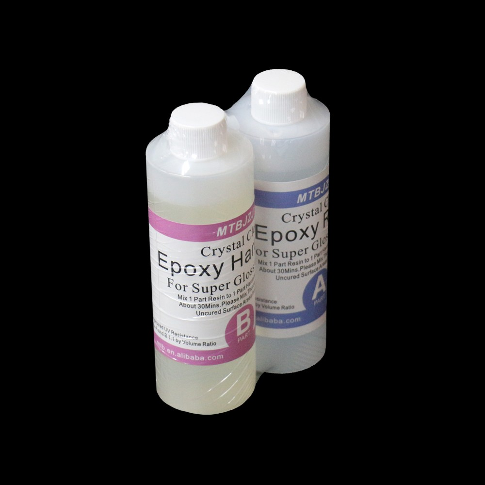 Clear Epoxy Resin For Wood Table Top Coating