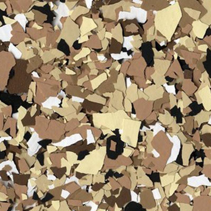 Decorative Floor Chip Flakes