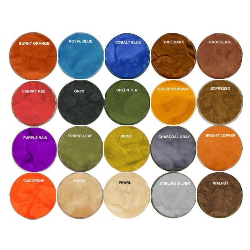 Metallic Color Pigments
