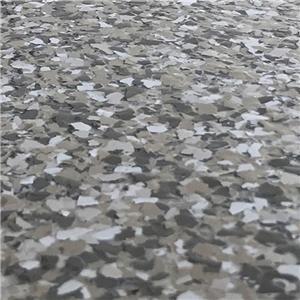 Garage Floor Flake Chips