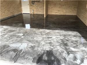 mtbjzj 100% Solid VOC Free Epoxy Floor Coating