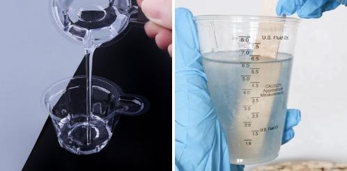 Epoxy resin and hardener