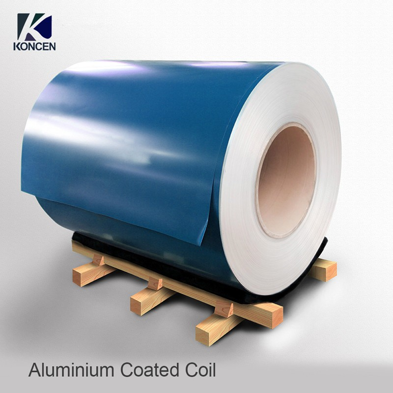 PVDF Color Plain Coated Aluminum Coil