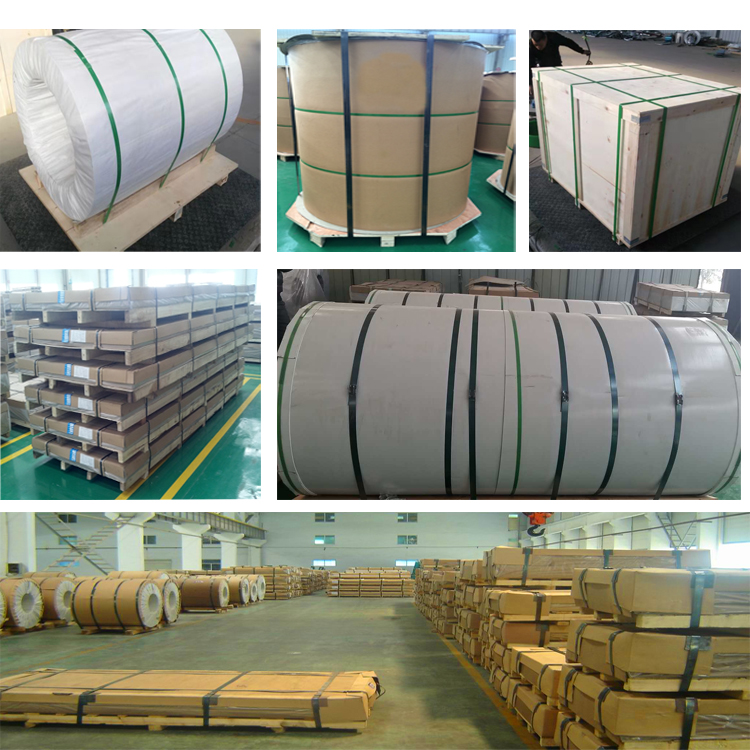 pre-painted wooden color coated aluminum coil