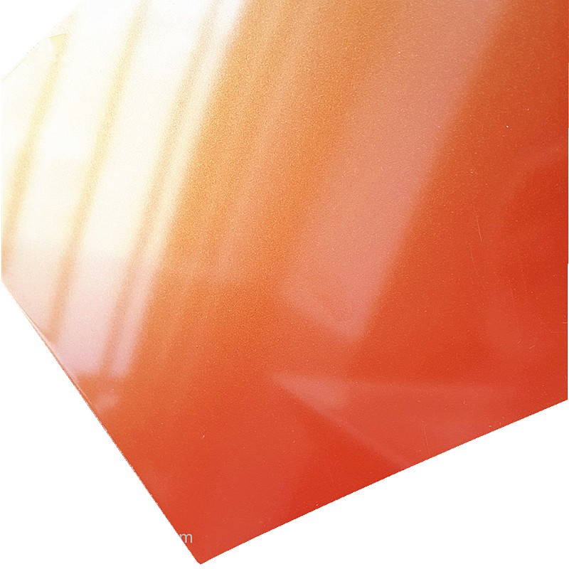3003 Scratch Resistant Coating Aluminum Sheet For Brand