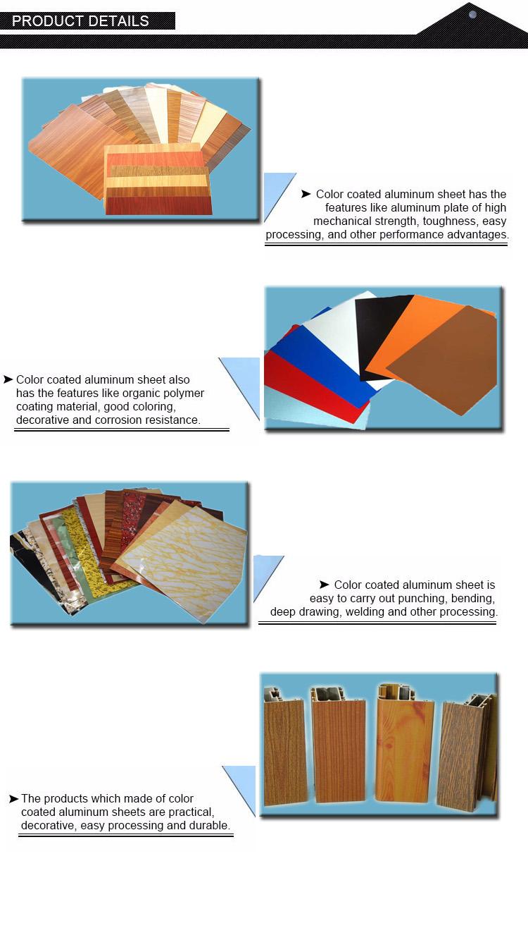 scratch resistant coating aluminum sheet