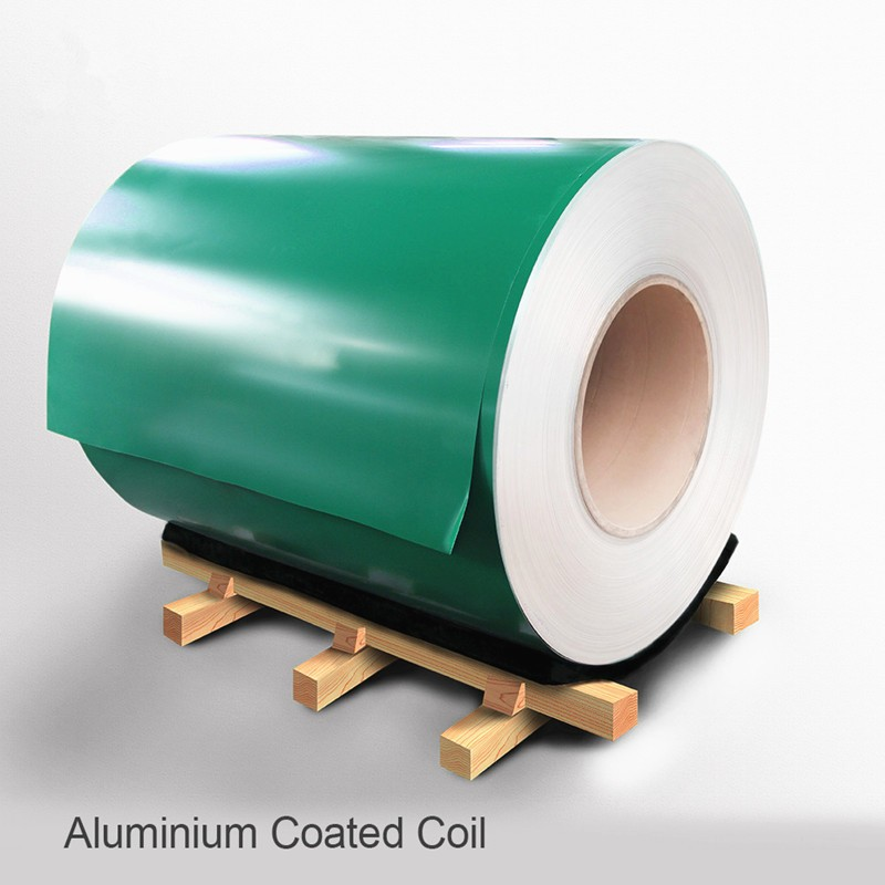 8011 Colour Coated Aluminium Foil For Chocolate Packaging