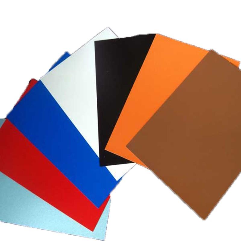colour coated aluminum foil