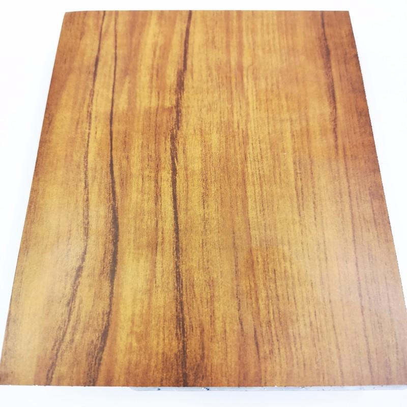wooden aluminum core composite panel