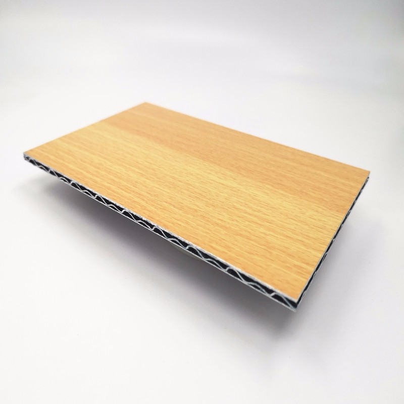 Light Weight Aluminum Composite Sheet