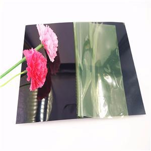 Black Colored Mirror Aluminum Sheet