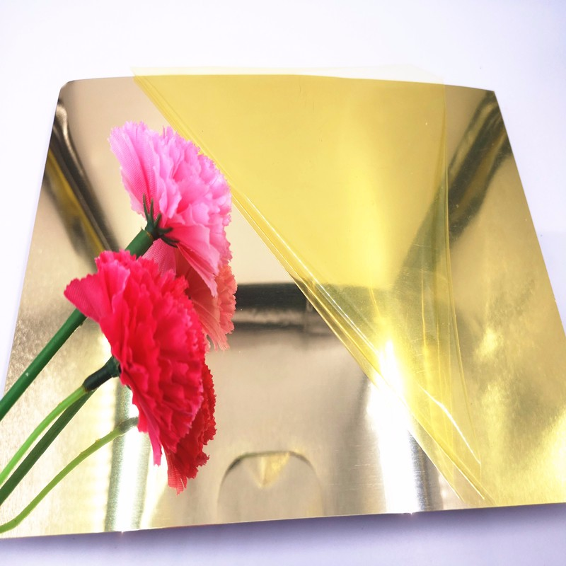brilliant mirror aluminum sheet