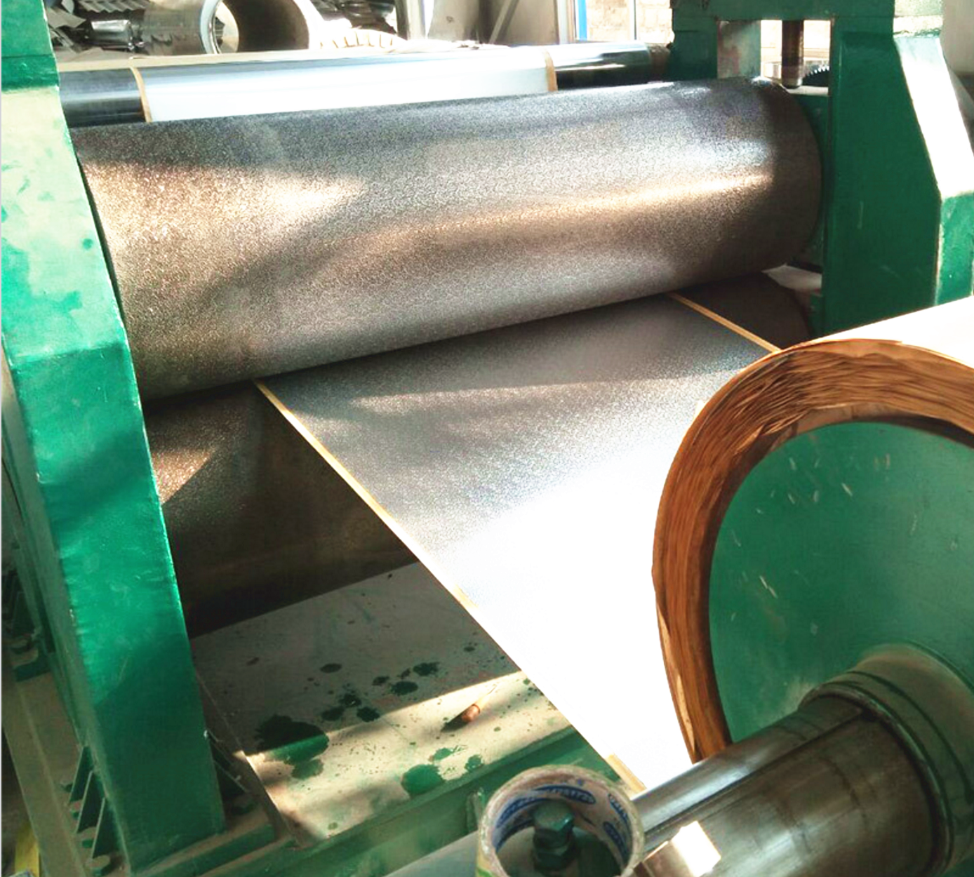 Embossed Aluminum Sheet Coil