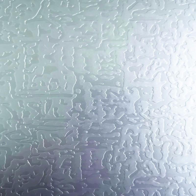 stucco embossed aluminum foil
