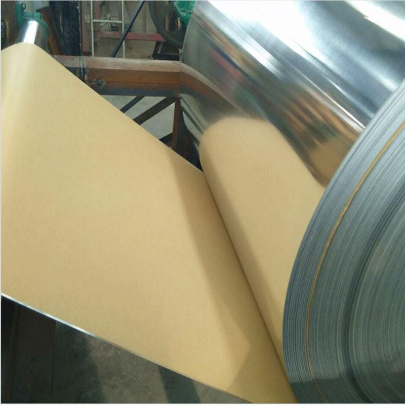 1050 Polykraft Paper Covered Aluminum Stucco-embossed Roll Manufacturers, 1050 Polykraft Paper Covered Aluminum Stucco-embossed Roll Factory, Supply 1050 Polykraft Paper Covered Aluminum Stucco-embossed Roll