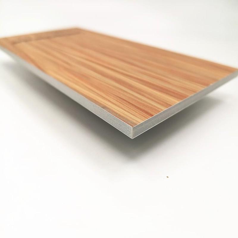 Fire-proof 4mm aluminum composite panel