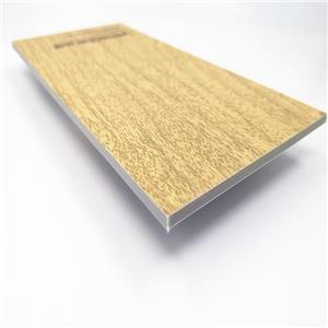 4*8 feet 4mm fire proof acm panel aluminum composite price for facade and wall cladding
