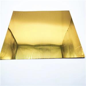 High Quality Mill Finish Mirror high heat Reflective Aluminum Alloy Sheet Henan Supplier