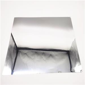 newest factory price reflector finish anodized polished aluminum mirror sheet