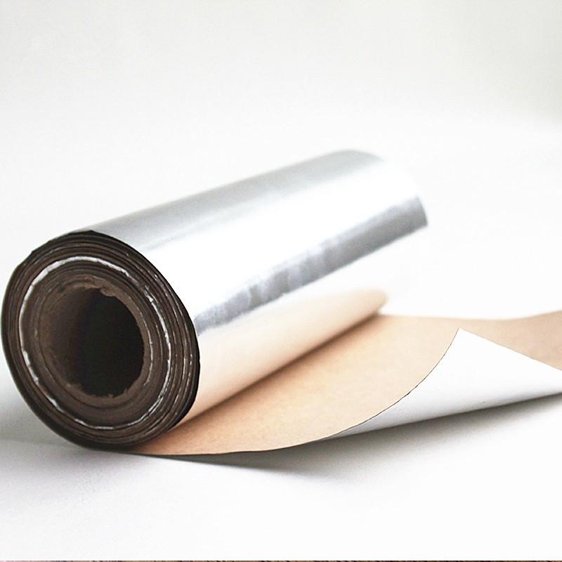 Aluminum foil kraft paper laminated for food packaging