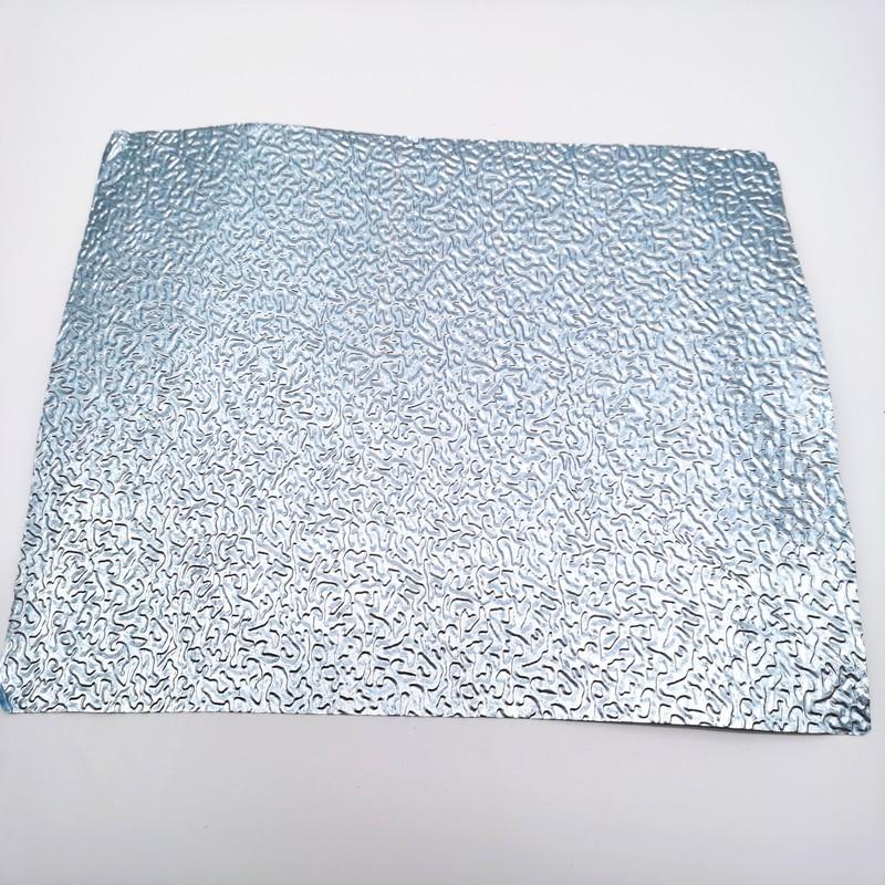 Good Quality Pebbled Pattern / Orange Peel Aluminum Embossed Sheet