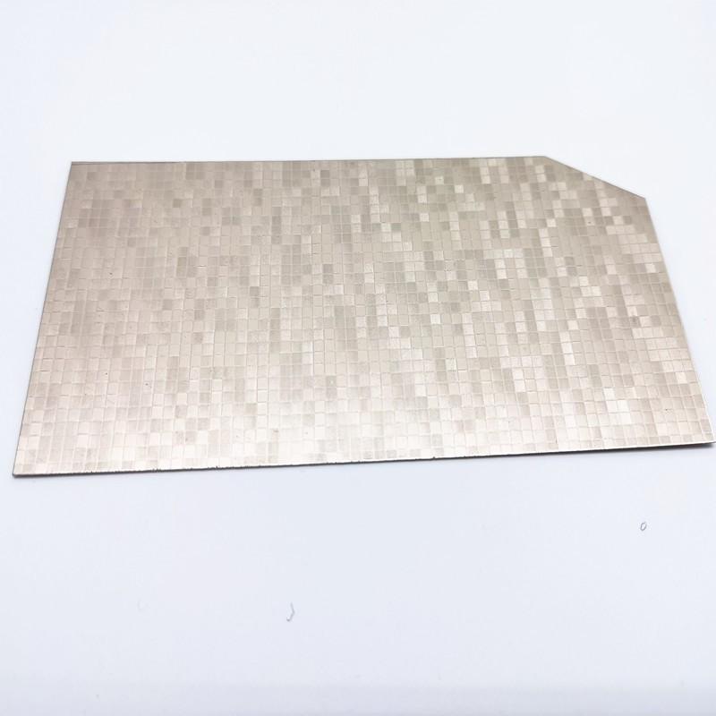 Refrigerator Aluminum Embossed Metal Sheet