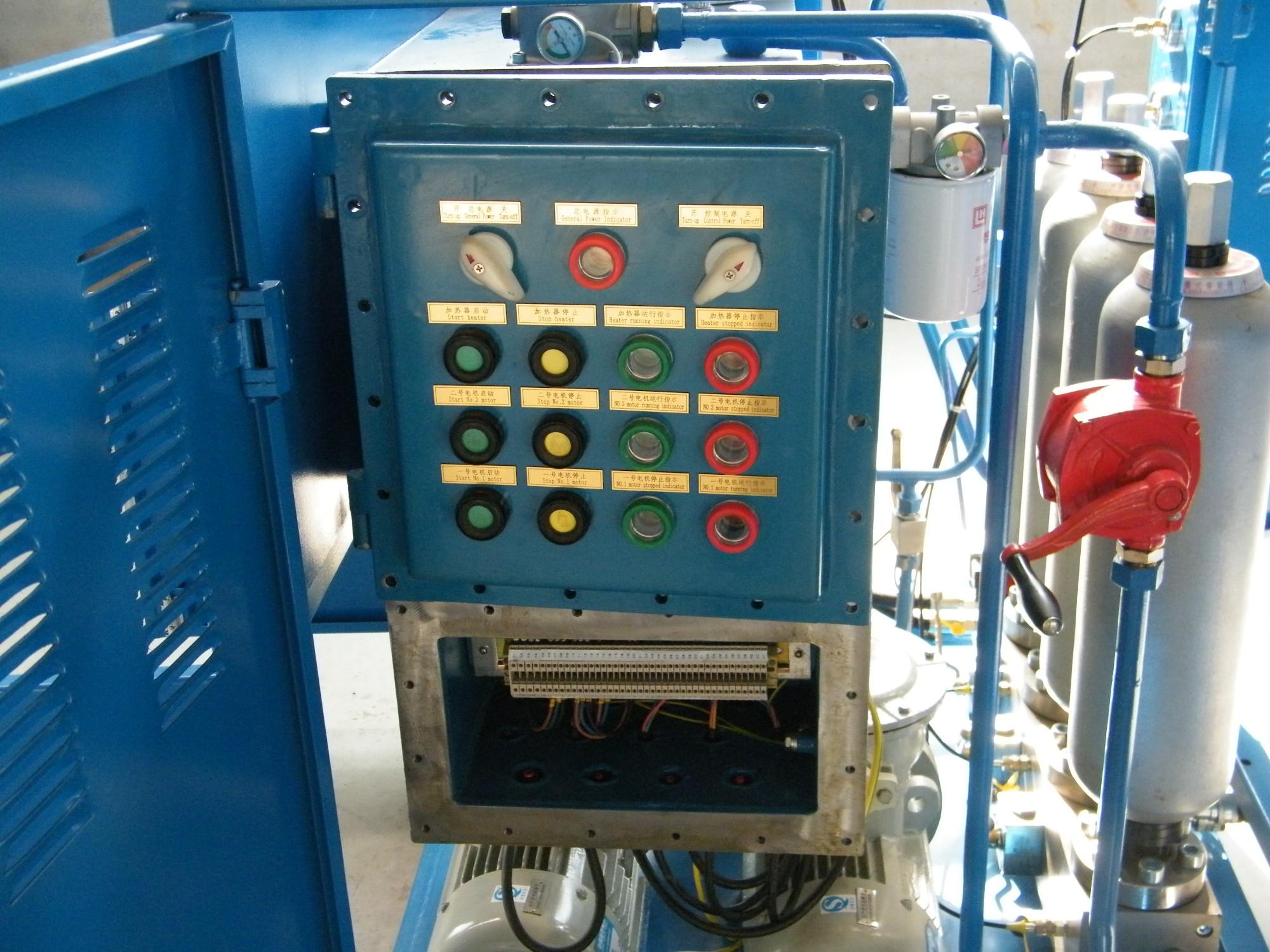 Disc Brake Hydraulic Power Unit For Oil Rig