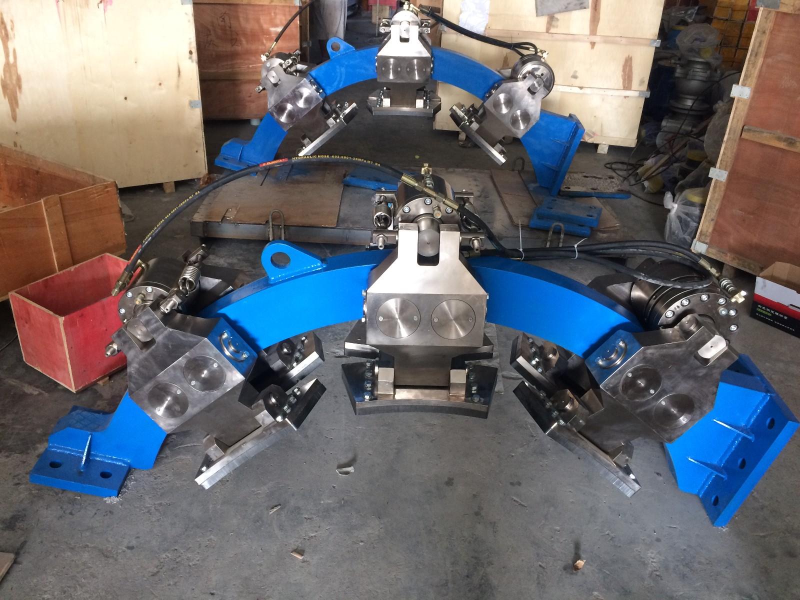Disc brake actuating mechanism DBS75