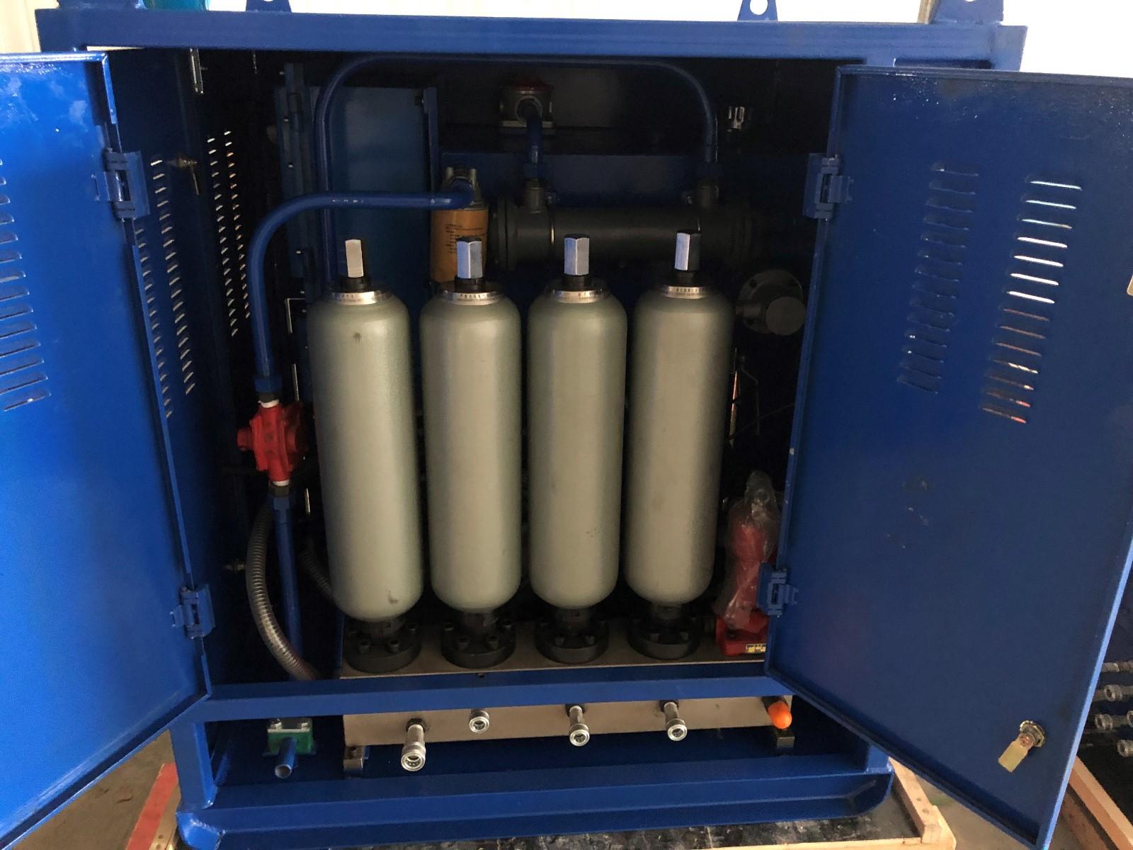 Hydraulic power unit PSZ75