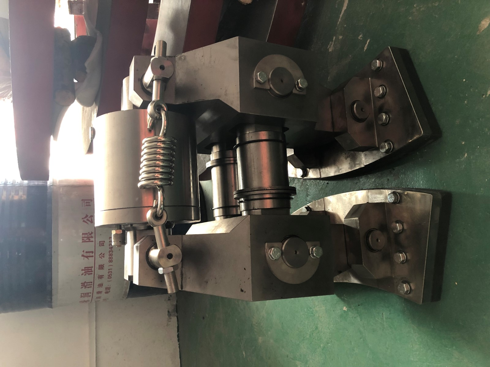 Service caliper assembly PSZ75A/B-3-00