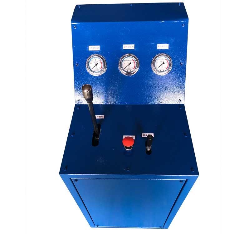 Disc Brake Control System For Oil Rig