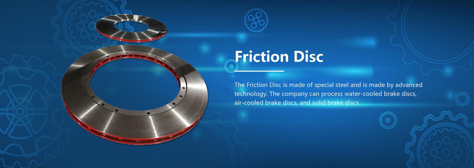 Disque de friction