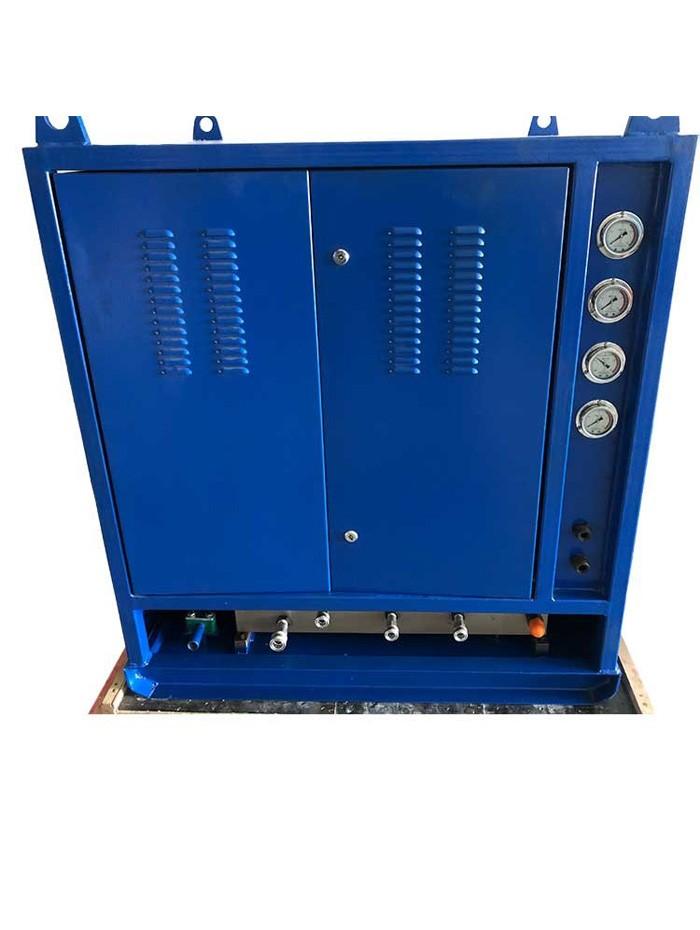 Unité de frein à disque hydraulique pour Oil Rig