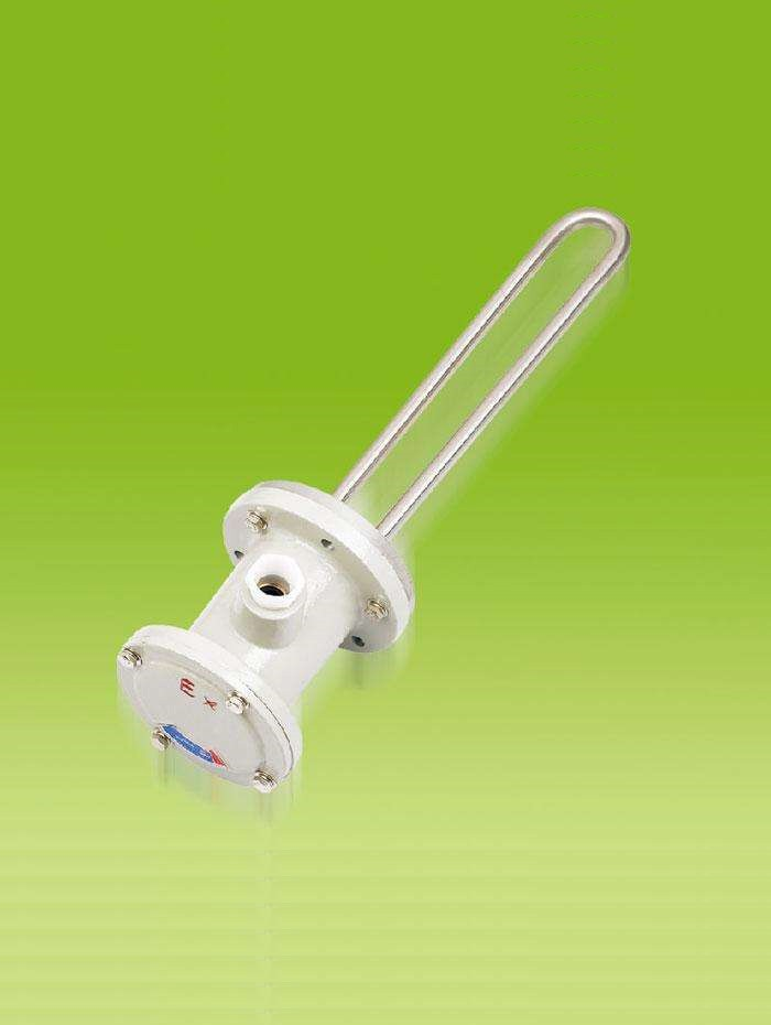 Disc brake expiosion-proof heater for oil rig