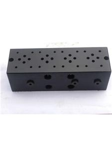 Disc brake Intergrated oil-way block for oil rig