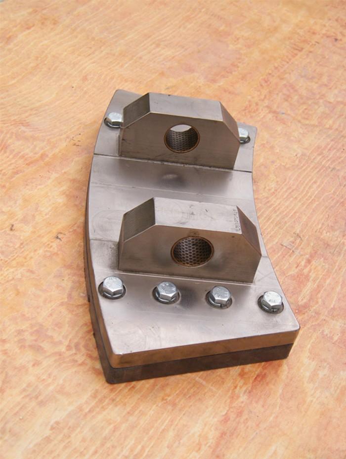 Disc Brake Steel Backing For Oil Rig
