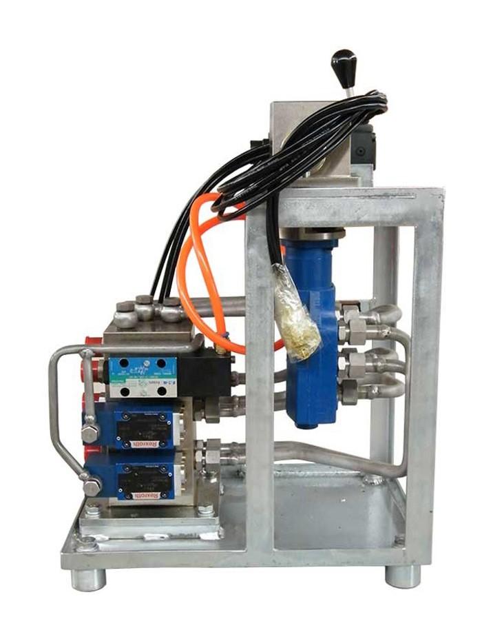 Système de contrôle de frein à disque pour Oil Rig