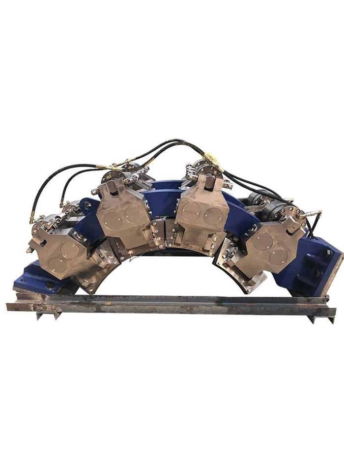 Mécanisme de frein à disque de manœuvre pour Oil Rig