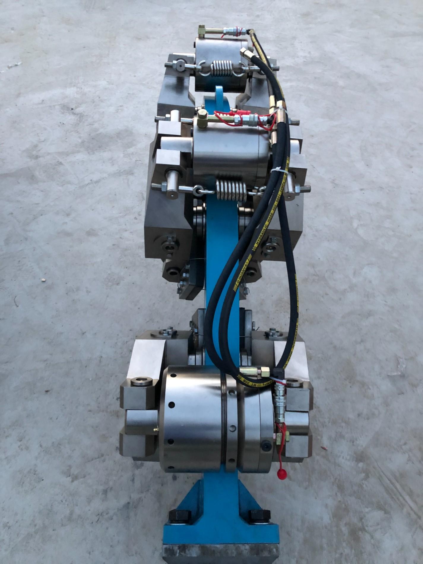 Un client de la province du Shaanxi a commandé un projet de modification des freins à disque de 50 foreuses
