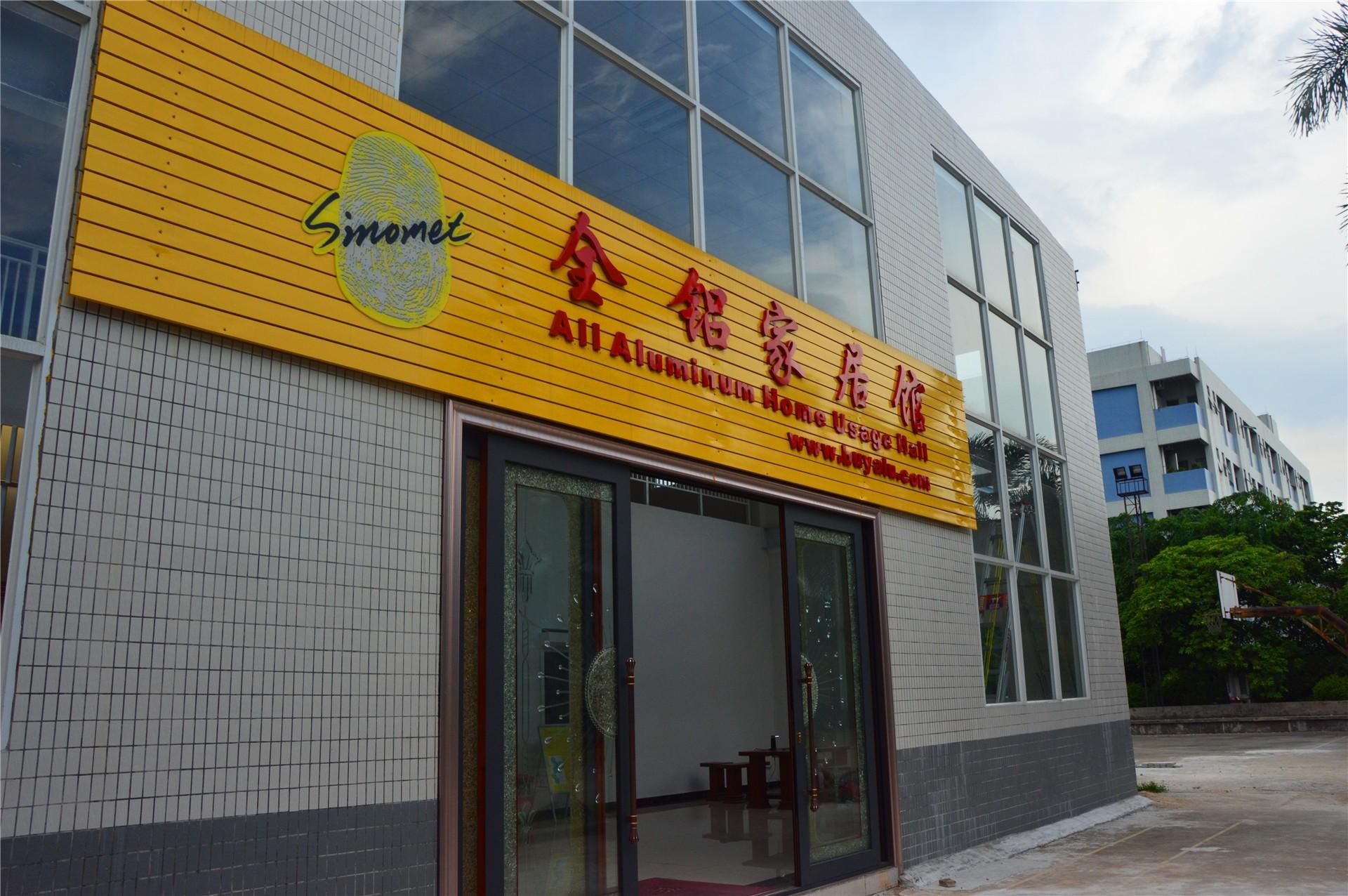 Sinomet ALuminum co,Ltd.
