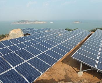 Solar panel part
