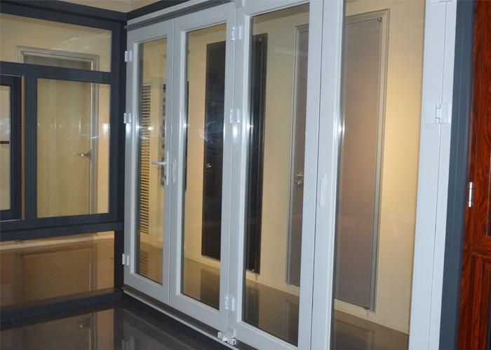 Aluminum Bi-folding Door