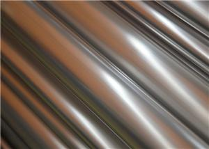 Aluminum Bronzed Silver Anodized Profiles In Good Price With High Quality