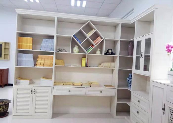 Aluminum Bookcase Series