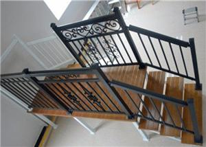 Aluminum Stair System With Customized Fabrication