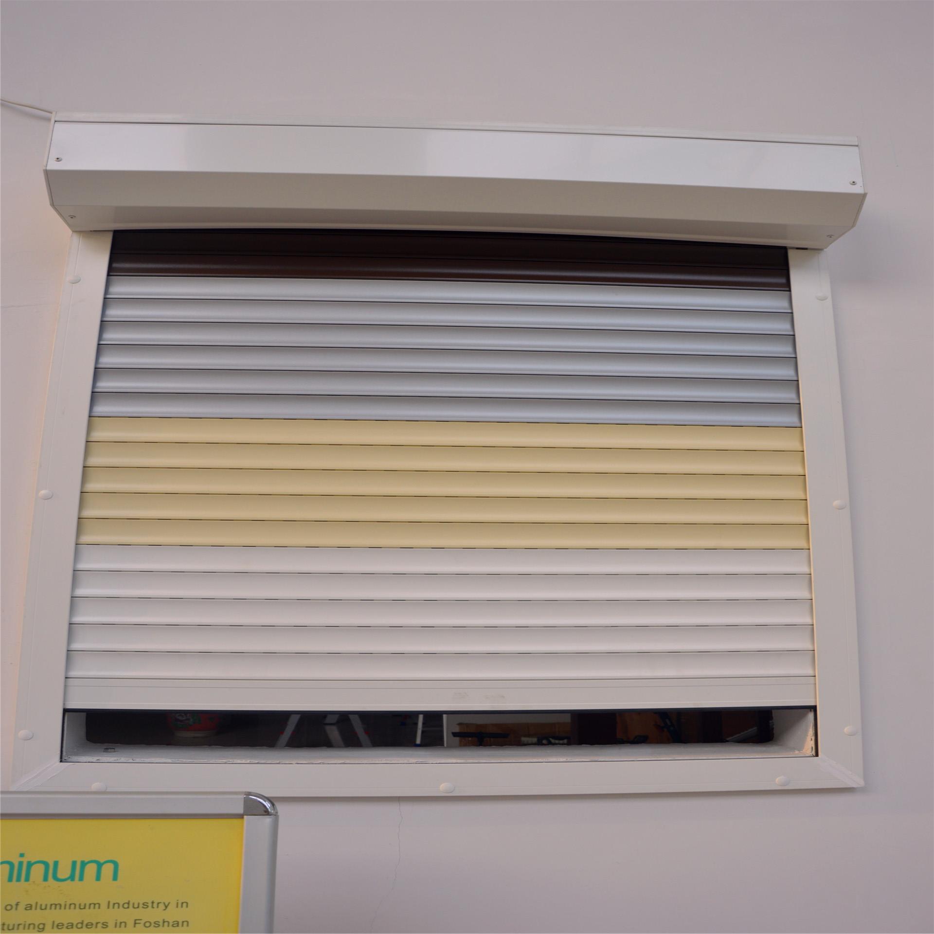 aluminum roller shutter