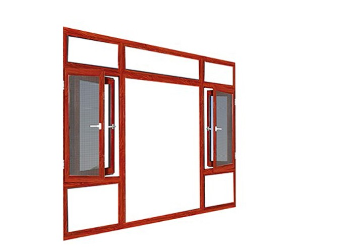 All Kinds Of Aluminum Windows For Projects Based On Shop Drawings
