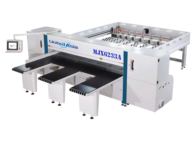 Automatic beam saw with 3300mm cutting