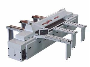 Semi auto panel saw ( Running saw)