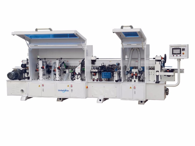 Automatic Edge bander with per timming